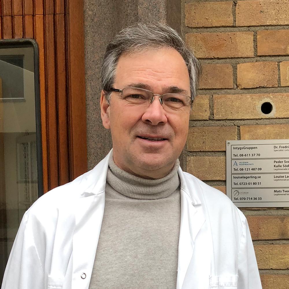 Fredrik Buch - Intygsgruppen